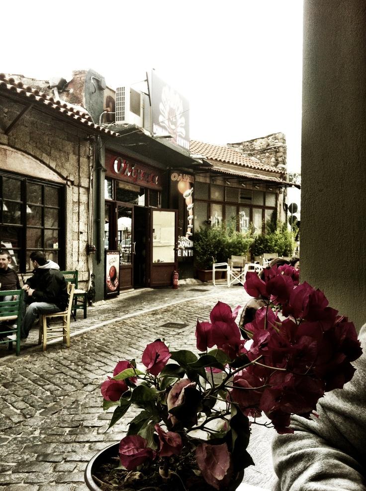 Kavala, Greece By Lei Ji