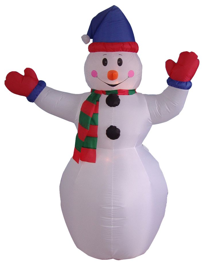 Christmas Inflatable Snowman Decoration 99 best Christmas