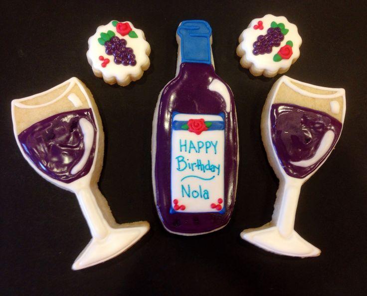 recipe: wine sugar cookies [26]