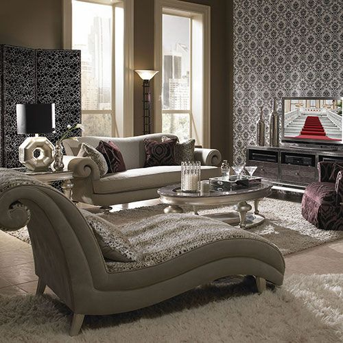Living Rooms Accent Furniture | Michael Amini Furniture Designs | Amini.com Part 92