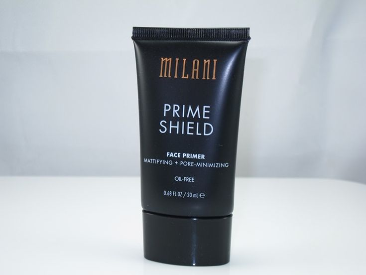 Milani Prime Shield Mattifying   Pore-Minimizing Face Primer Review and Swatches   http://www.musingsofamuse.com/2016/01/milani-prime-shield-mattifying-pore-minimizing-face-primer-review-swatches.html