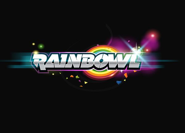 Rainbowl by Gabriel Mourelle, via Behance