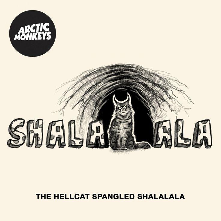Arctic Monkeys - The Hellcat Spangled Sha la la la