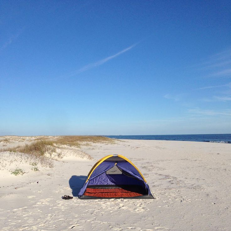 Gulf Islands National Seashore, Perdido Key - 10 Best Places to Camp in Florida - Southernliving. You can camp right on the beach along this stretch of the Gulf Islands National Seashore, which encompasses islands and mainland on Florida and Mississippi's Gulf coast. Perdido Key, a 247-acre barrier island that's less than ten miles from the Alabama border, doesn't support RV camping, but nearly the entire beach is available for tent camping. After a one-mile walk on the beach from the…