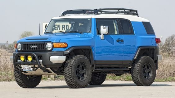 Toyota fj cruiser service & repair manual 2007 (3,200+ pages.