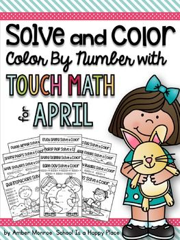 17 best ideas about Touch Math on Pinterest | Number activities ...