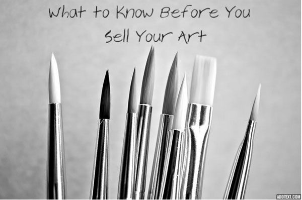 Advice for selling your art | ArtistsNetwork.com #ArtBusiness #Artists #ArtLife