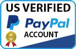 We offering one of best service in Market. 100% Verified USA Paypal Account These accounts are Verified by- VCC (Virtual Credit Card) + Phone  Verified (Address Verification) This account is new now, cause we sold out all old account.  Verified Country:  United State Verified by: VCC (Card Link) Verified Phone: US Phone Number Verified Address: US (Real Address) Account Type: Personal Email Type: Gmail/Any Valid Mail You will get US phone number access for further Phone Confirmation…