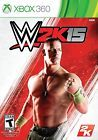 WWE 2K15 (Xbox 360, 2014)-Video Game - http://video-games.goshoppins.com/video-games/wwe-2k15-xbox-360-2014-video-game/