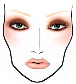 face charts | MAC Face Charts 3 - a gallery on Flickr