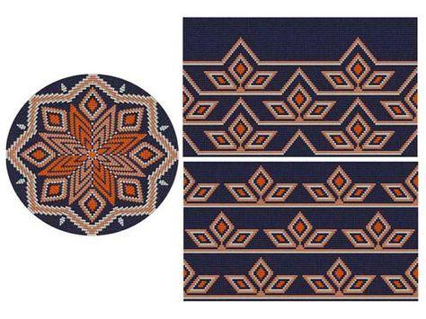 PATTERN: Exclusive Wayuu mochila pattern crochet pattern