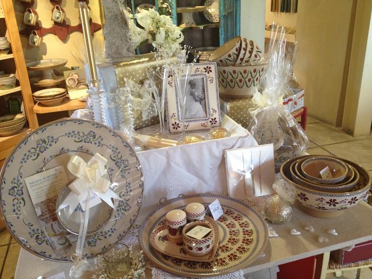 ... in Bennettsbridge, Co. Kilkenny - Ireland - with wedding gift ideas