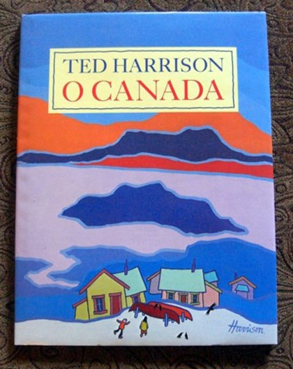 Ted Harrison - Book