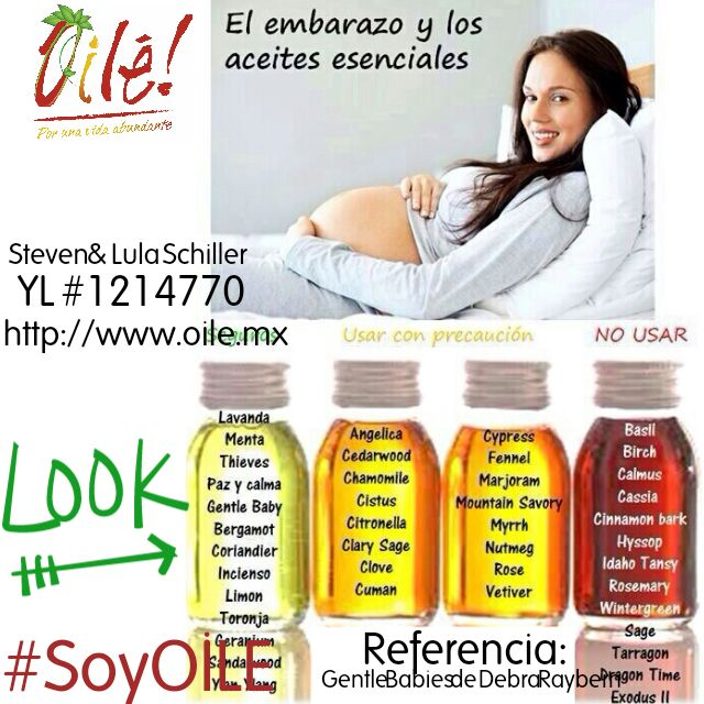 Embarazada? Puedo usar los aceites esenciales?  Informate y cuida de tu cuerpo durante el embarazo con Young Living.