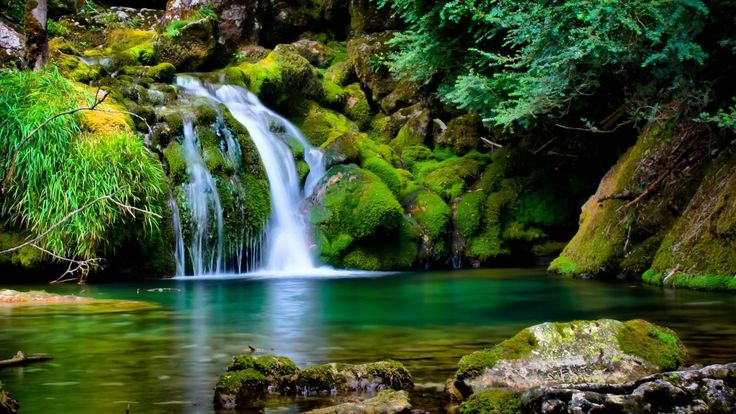 Cool wallpapers 6868 pinterest waterfall 1600x900 via classy bro voltagebd Image collections