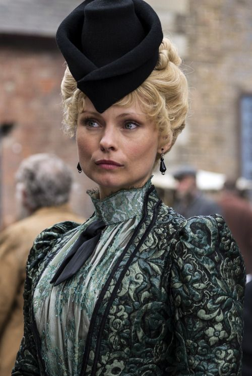 """ MyAnna Buring as Long Susan in Ripper Street (TV Series, 2015). [x]  """