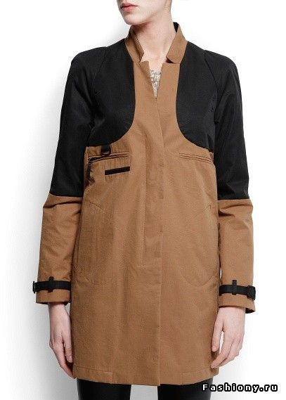 Mango:Верхняя одежда-весна 2013 / верхняя одежда мода весна 2013