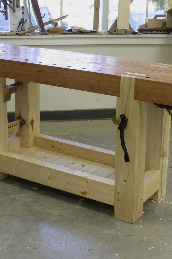 Woodworking Bench Plans Design No 13618 Small Woodworking Bench