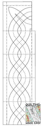 quilting patterns for borders - Google Search