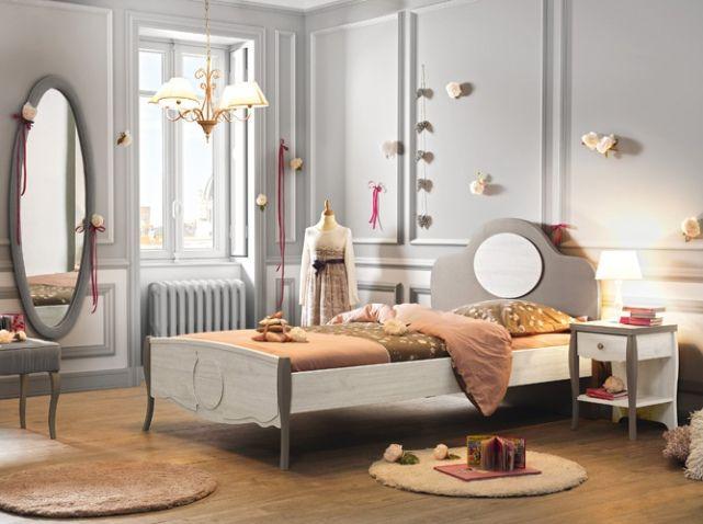 Chambre princesse gautier chambres d 39 enfants kids for Meuble gautier chambre