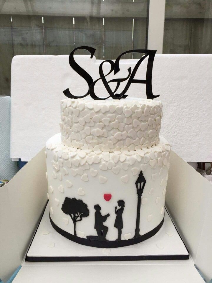This cake turned out huge but i loved it. the letters on top are plastic i bought them off ebay.