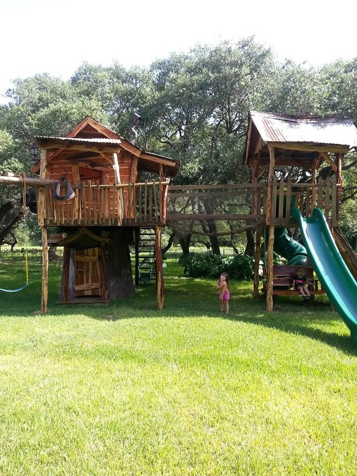 Wacky Shack Tree House And Play Tower R 228 Umlichkeiten In