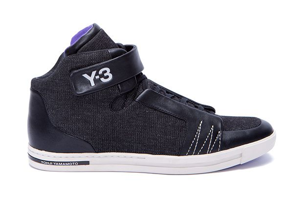 Have been waiting for denim sneakers to return - Yohji how did you know?!!!