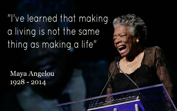 why i would like to have lunch with maya angelou I'd like to reflect on what an inspiration she truly was and honor her  dr maya  angelou was, among other things, a beautiful poet and author and a fierce  the  behavioral health commissioners at the annual evening with the stars dinner.