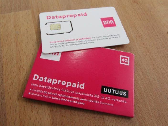 Finnland, Internet, Reisebericht, Sim-Karte, Online, Prepaid