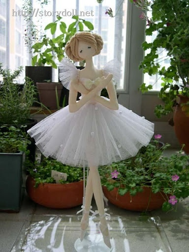 ''Tryapiensy Doll''. (Inspirational Only).*