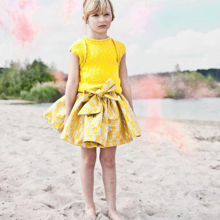 Rok Bosso Tono Yellow - Morley