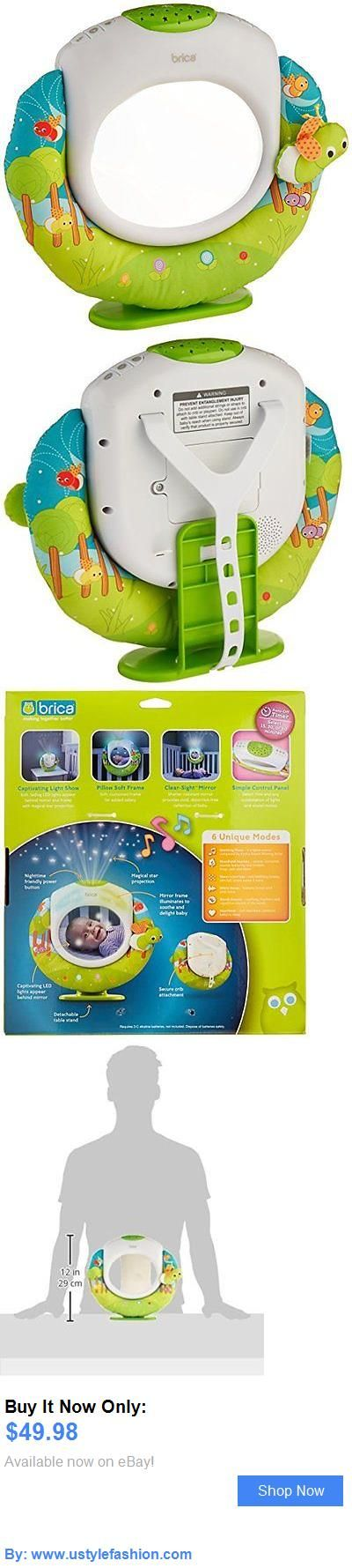 Crib Toys: Brica Magical Firefly Crib Soother And Projector New BUY IT NOW ONLY: $49.98 #ustylefashionCribToys OR #ustylefashion