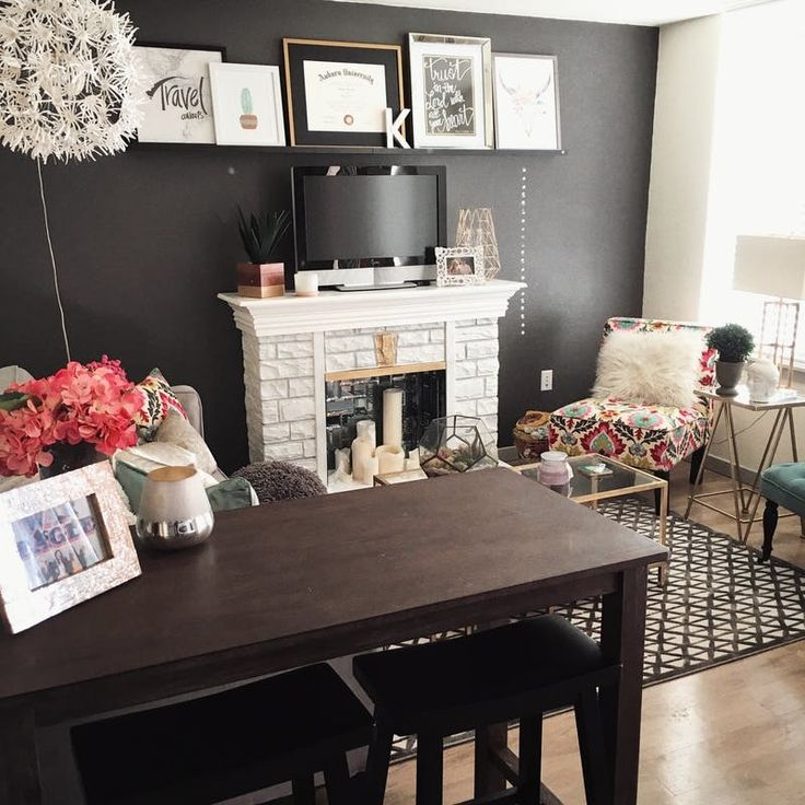 Small Apartment Living Dining Room 1368 best dining rooms images on pinterest | apartment living