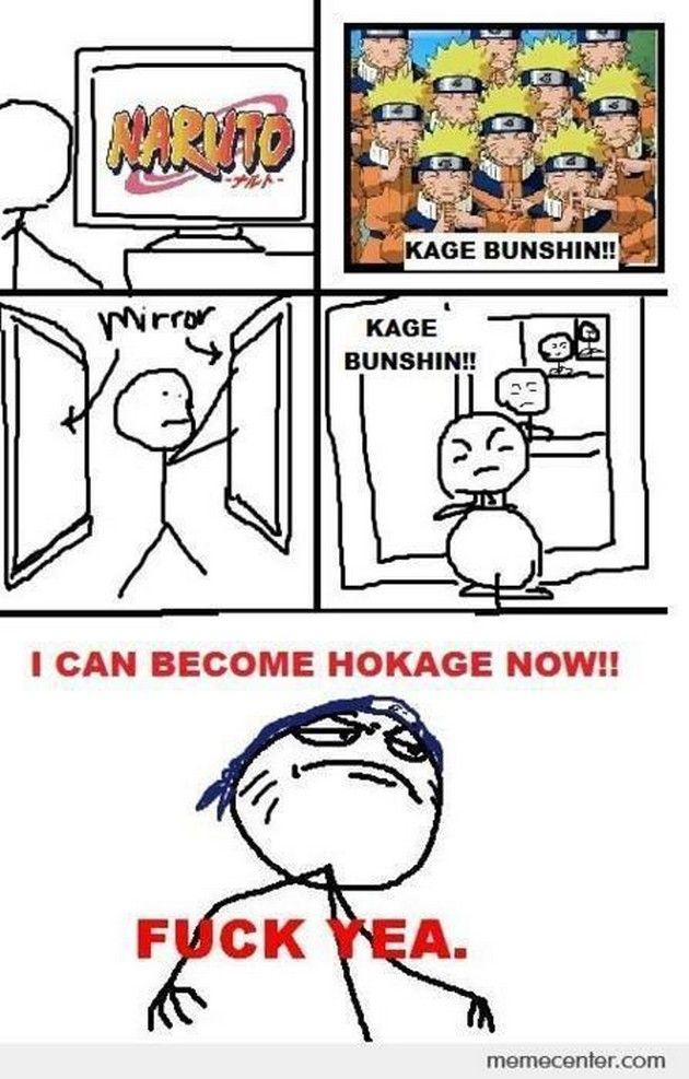 Funny Naruto (13 Pics)