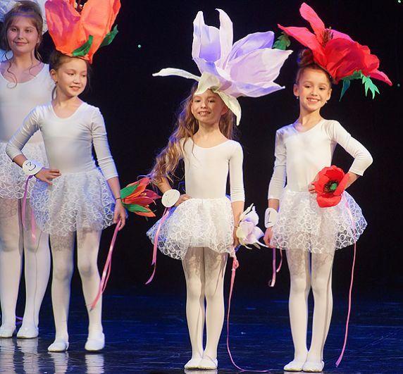 Детский межнациональный конкурс красоты «Маленькая мисс Прикамье».