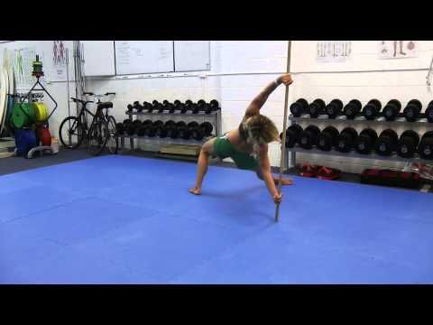 Stick Back Arch Strength - Sydney Strength & Conditioning - YouTube
