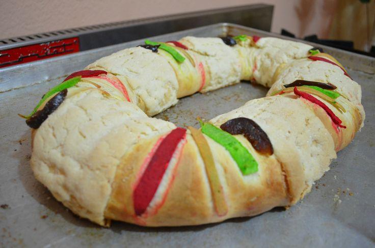 CHUCHEMAN  como hacer una rosca de reyes casera -Recetas de cocina