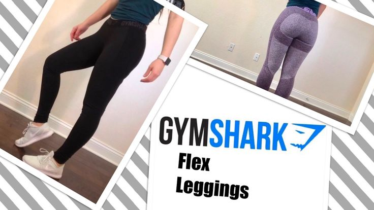 New GYMSHARK Flex leggings review