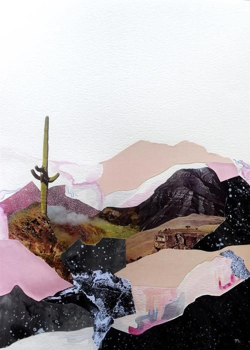 Manyung Gallery Group Meredith  Earls Fractured Landscape 3