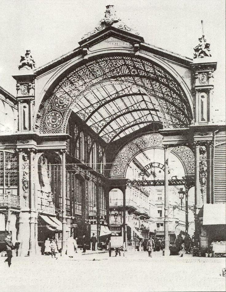 Halles centrales bruxelles d 39 antan pinterest halle - Roi du matelas schaerbeek ...