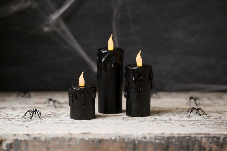 craft roll candles