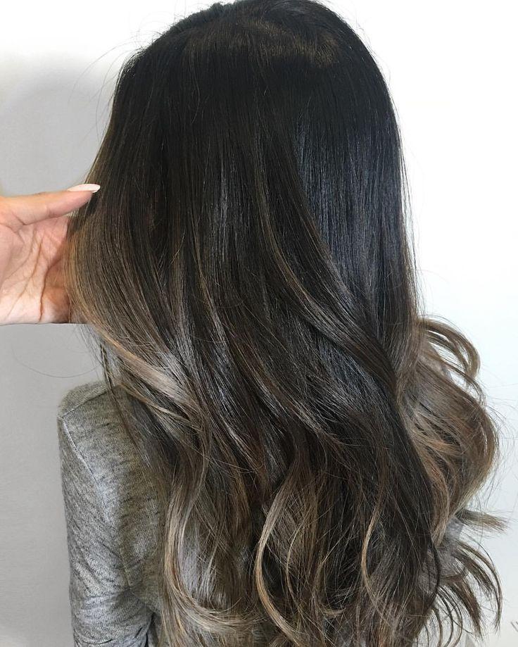 "833 Likes, 20 Comments - ⠀⠀⠀⠀⠀⠀⠀⠀⠀⠀⠀X O . F A R H A N A (@xo.farhana.balayage) on Instagram: ""Slayin' those Asian fades ⚔ | #hairbyfarhana ________________________________________ For…"""