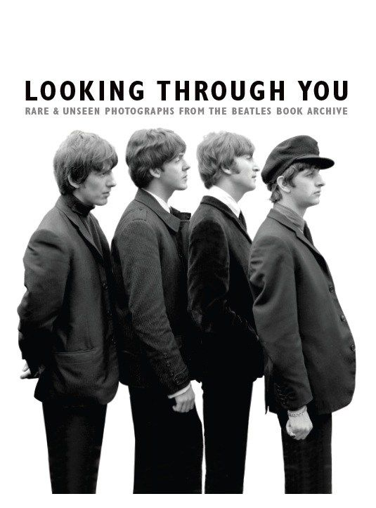 Looking Through You: A New Limited Edition Beatles Book Available Now