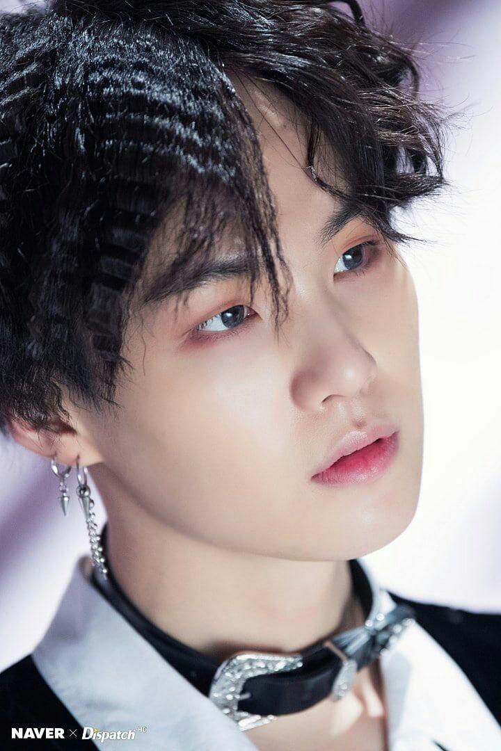 Namjoon RM Love Yoongi Suga Honey Boy BTS inspired Keychain