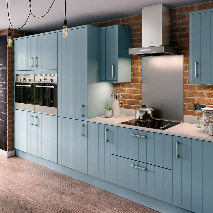 Tongue And Groove Kitchen Unit Doors
