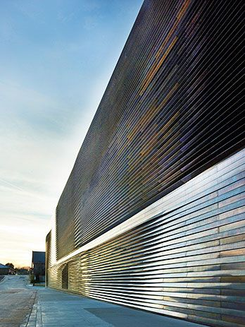 Copper.org: North American Copper in Architecture Awards - Winning Projects