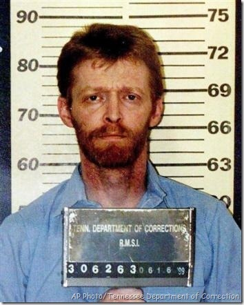Daryl Holton, 45, a 1991 Gulf War veteran was convicted of murdering four children with an assault rifle was executed in 2007, becoming the first Tennessee inmate put to death by electrocution since 1960. He had confessed to shooting his three young sons and their half-sister in 1997 in the town of Shelbyville, about 50 miles south of Nashville. Daryl Holton, who was then suffering from severe depression, told police he killed the children because his ex-wife had refused to let him see them.