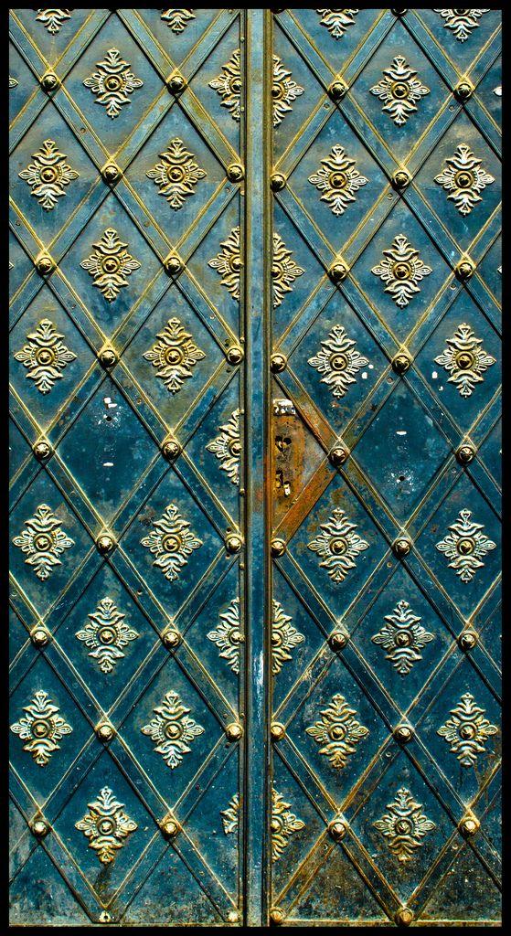 Praha Door #2 | Found some beautiful doors in Prague! Prague… | Flickr