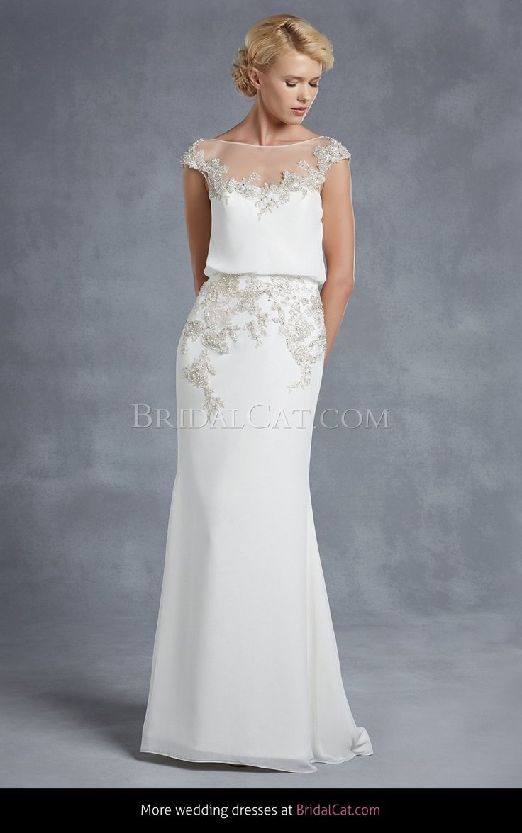 81 best Wedding Dresses images on Pinterest | Wedding frocks, Short ...