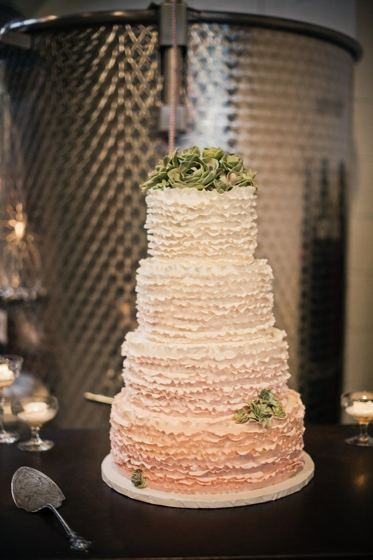 wedding cakes los angeles prices%0A Ombre Wedding Cake